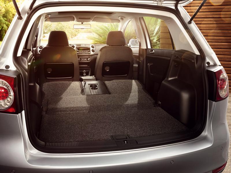 Foto Detalles Volkswagen Golf Plus Life Monovolumen 2012