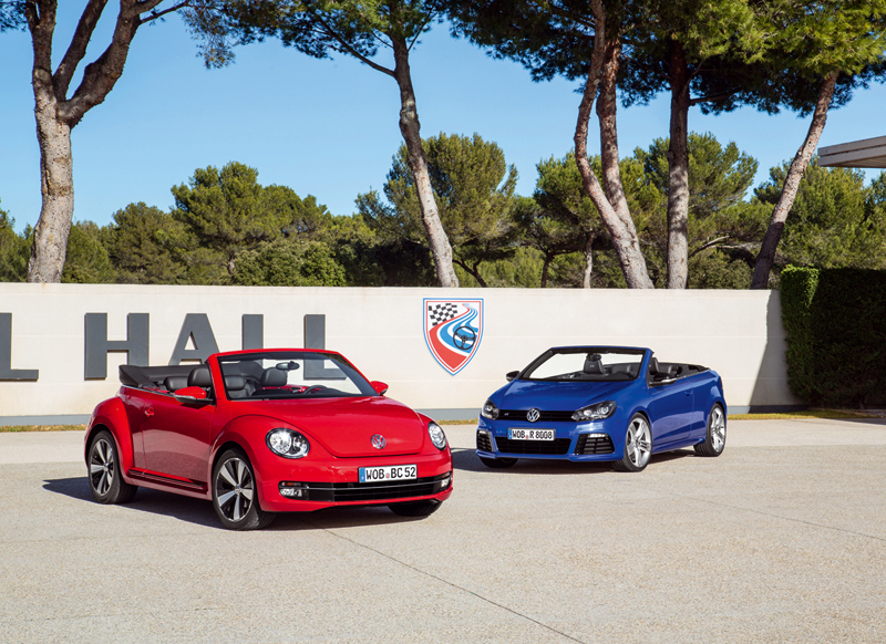 Foto Exteriores Volkswagen Golf R Descapotable 2013