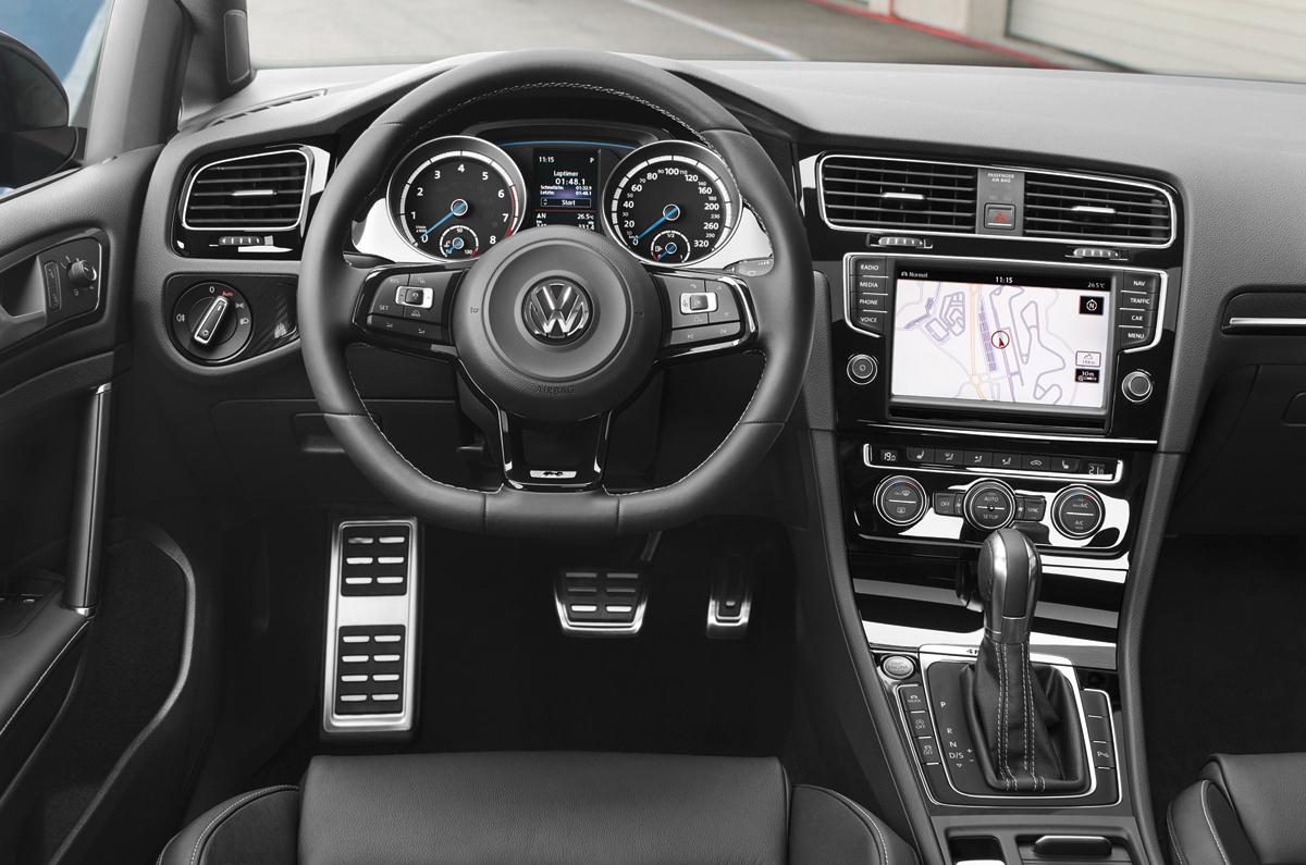 Volkswagen Golf R en el Salón de Frankfurt 2013