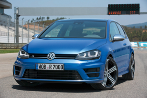 Volkswagen Golf-r 2013
