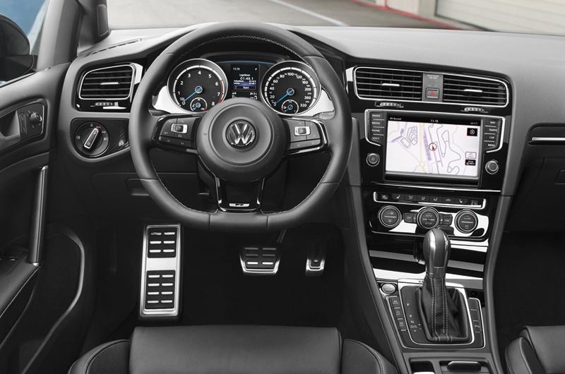 Foto Salpicadero Volkswagen Golf R Dos Volumenes 2013