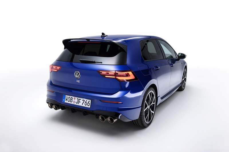 Foto Exterior Volkswagen Golf R Dos Volumenes 2020