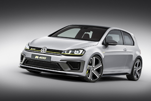 Volkswagen Golf-r-400 2014