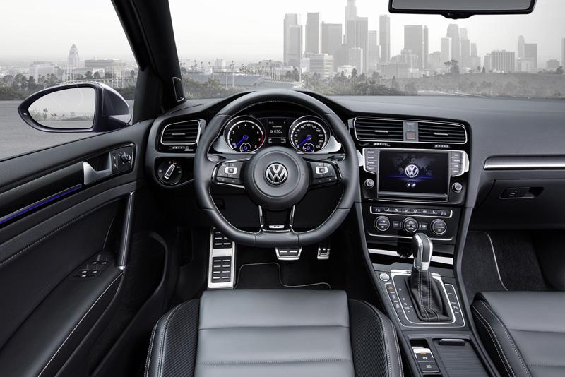 Foto Salpicadero Volkswagen Golf R Variant Familiar 2015