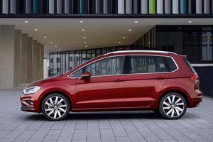 Foto Exteriores (5) Volkswagen Golf-sportsvan Monovolumen 2017