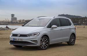 Foto Exteriores (8) Volkswagen Golf-sportsvan Monovolumen 2017
