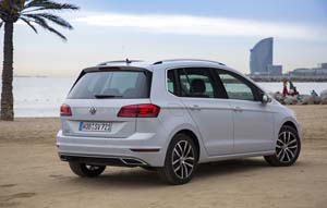 Foto Exteriores (9) Volkswagen Golf-sportsvan Monovolumen 2017