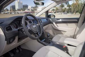 Foto Interiores (1) Volkswagen Golf-sportsvan Monovolumen 2017