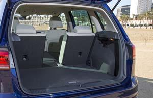 Foto Interiores (5) Volkswagen Golf-sportsvan Monovolumen 2017