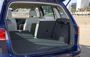 Foto Interiores (6) Volkswagen Golf-sportsvan Monovolumen 2017