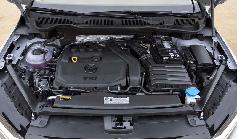 Foto Tecnicas Volkswagen Golf Sportsvan Monovolumen 2017