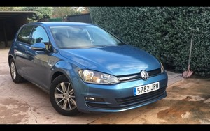 Foto volkswagen golf-tsi-bluemotion-prueba 2016