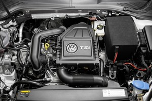 Foto Tecnicas Volkswagen Golf-tsi-bluemotion-prueba Dos Volumenes 2016
