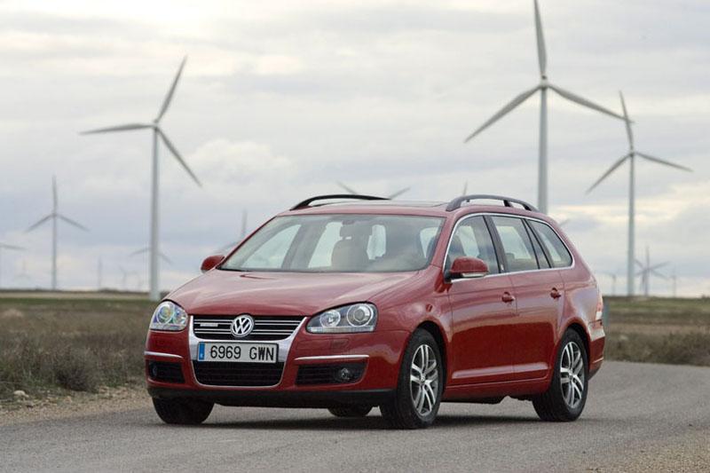 Foto Exteriores Volkswagen Golf Variant Familiar