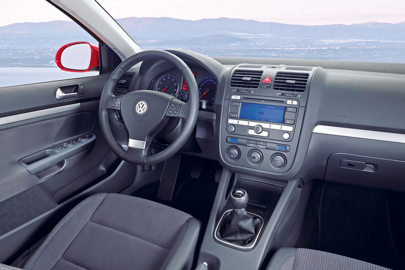 Foto Salpicadero Volkswagen Golf Variant Familiar