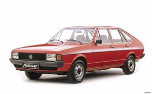 Volkswagen Passat antiguo
