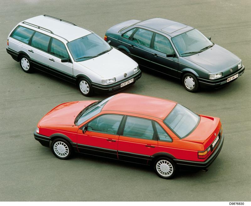 Cuarta generación Volkswagen Passat