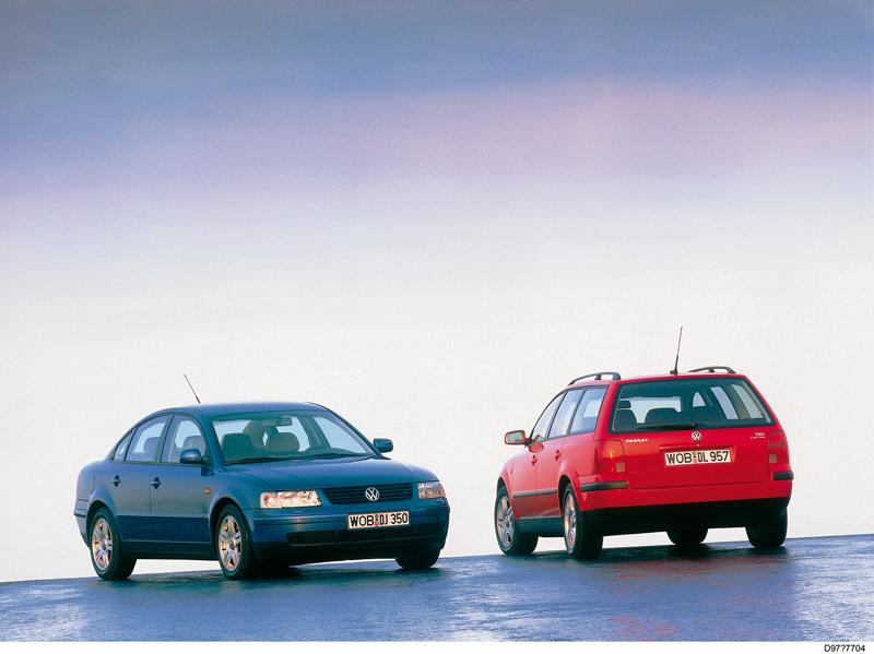Quinta generación Volkswagen Passat
