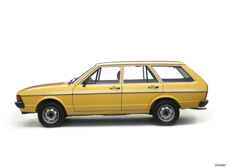 Foto Historia Volkswagen Passat Volkswagen Historia Passat