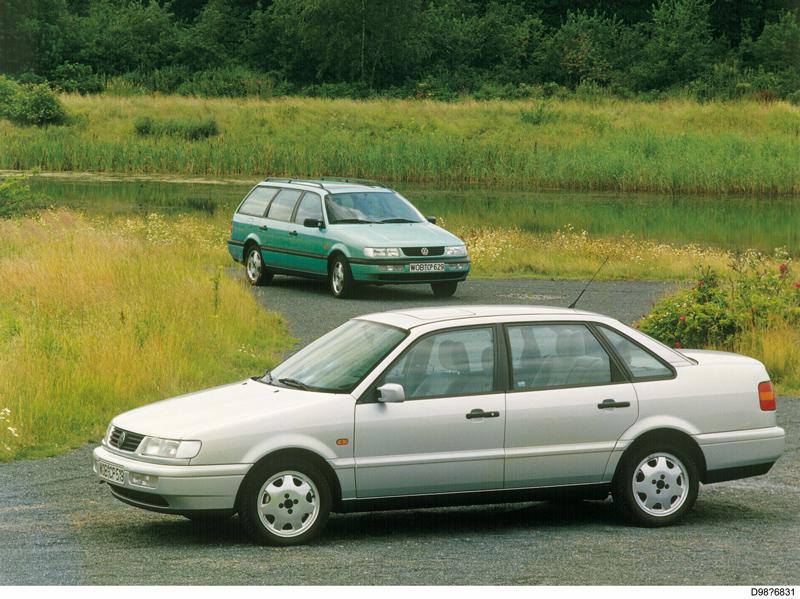 Volkswagen Passat de tercera generación