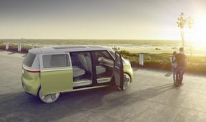 Foto Exteriores 4 Volkswagen I-d-buzz Concept 2017