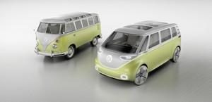 Foto Exteriores Volkswagen I-d-buzz Concept 2017