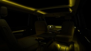 Foto Interiores Volkswagen I-d-buzz Concept 2017