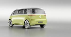 Foto Trasera Volkswagen I-d-buzz Concept 2017