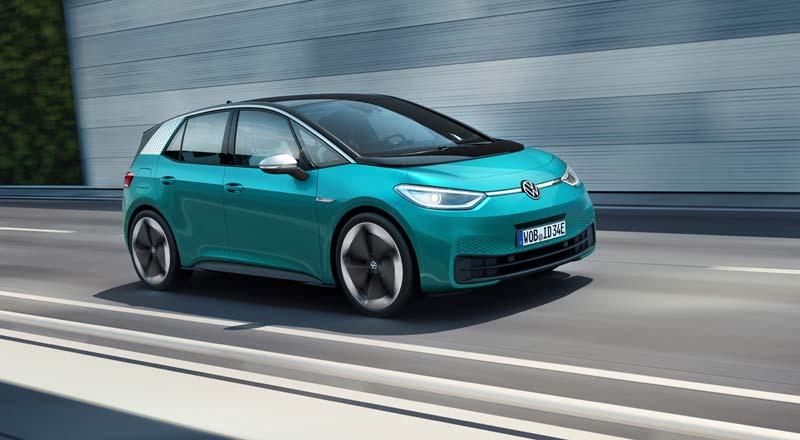 Foto Exteriores Volkswagen Id.3 Dos Volumenes 2020