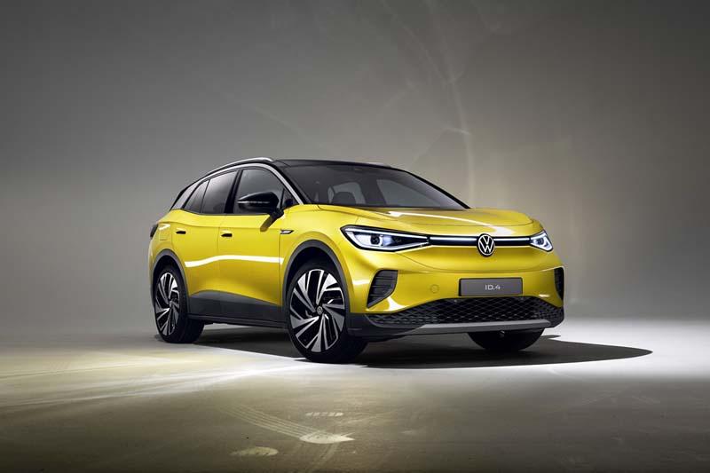 Foto Delantera Volkswagen Id.4 Suv Todocamino 2021