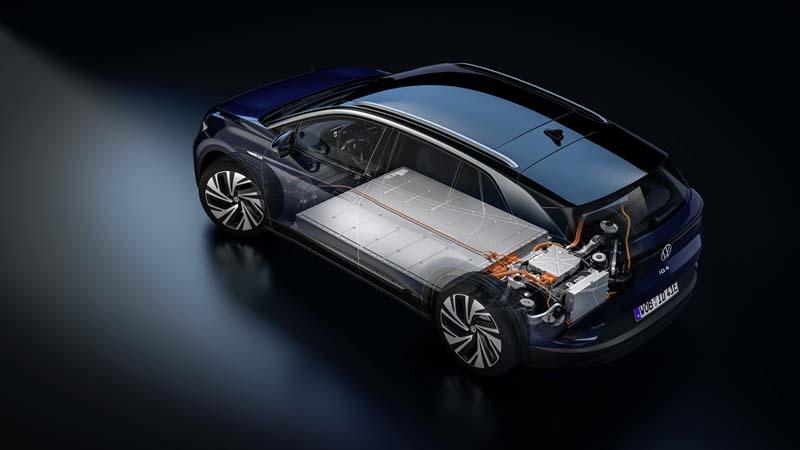 Foto Detalles Volkswagen Id.4 Suv Todocamino 2021