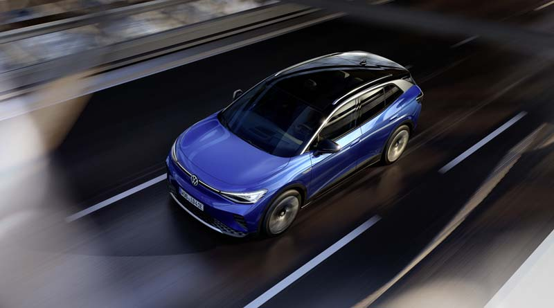 Foto Exteriores Volkswagen Id.4 Suv Todocamino 2021