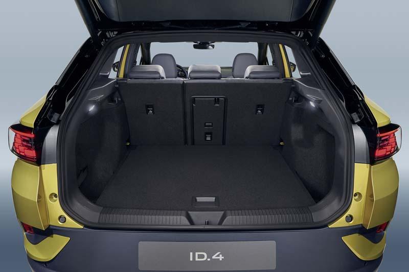 Foto Interiores Volkswagen Id.4 Suv Todocamino 2021