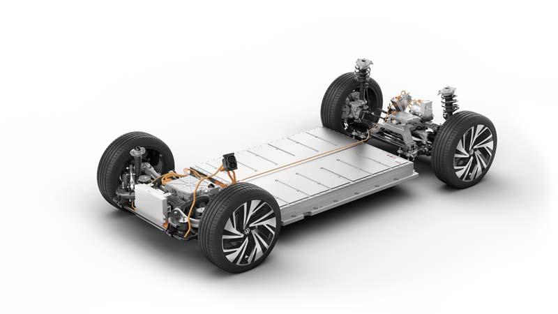 Foto Tecnicas Volkswagen Id.4 Suv Todocamino 2021