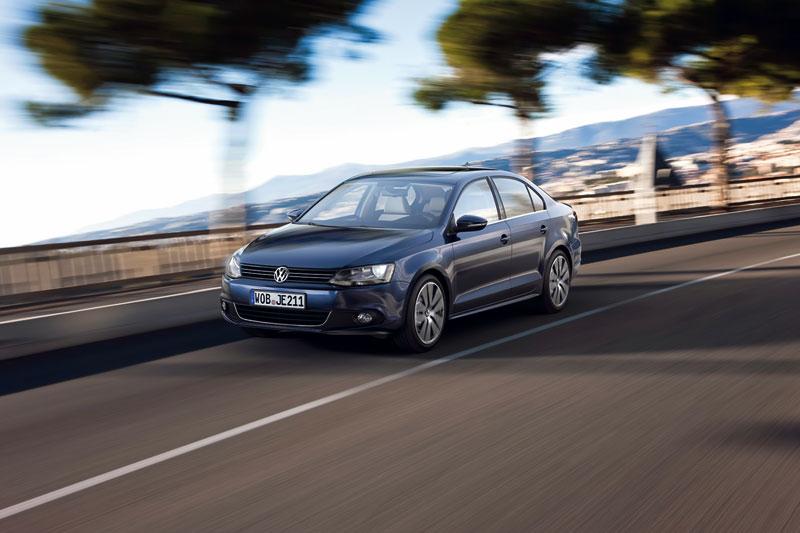 Foto Exteriores Volkswagen Jetta Berlina 2011