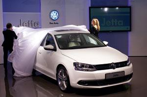 Foto Exteriores (12) Volkswagen Jetta Sedan 2011