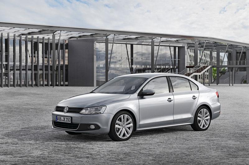 Foto Delantera Volkswagen Jetta Sedan 2011