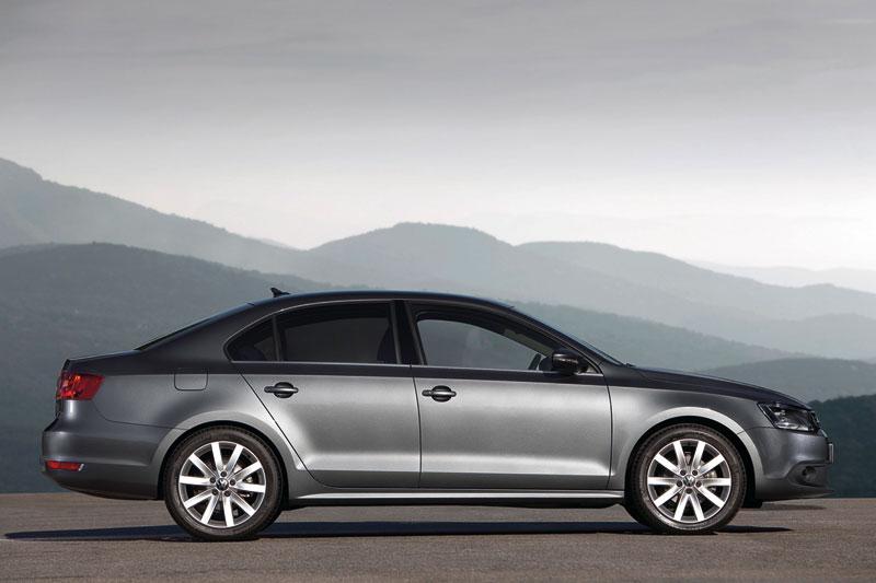 Foto Exteriores Volkswagen Jetta Sedan 2011