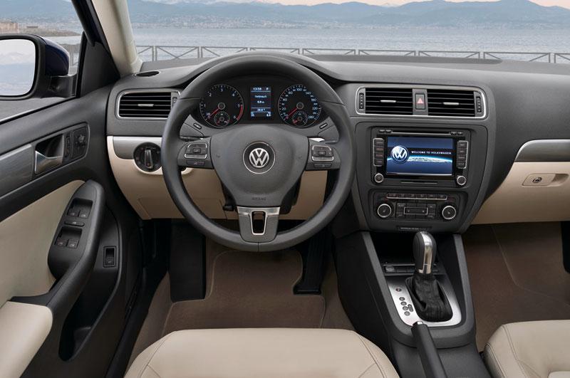 Foto Salpicadero Volkswagen Jetta Sedan 2011