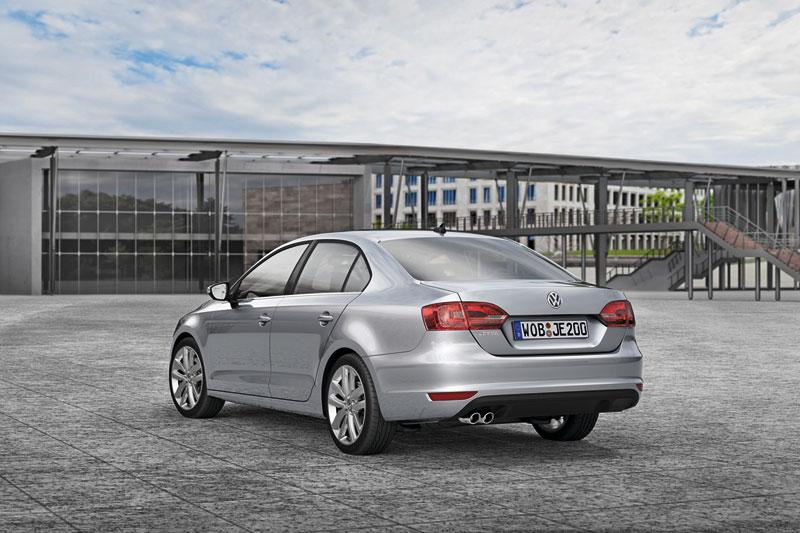 Volkswagen Jetta, análisis plazas posteriores