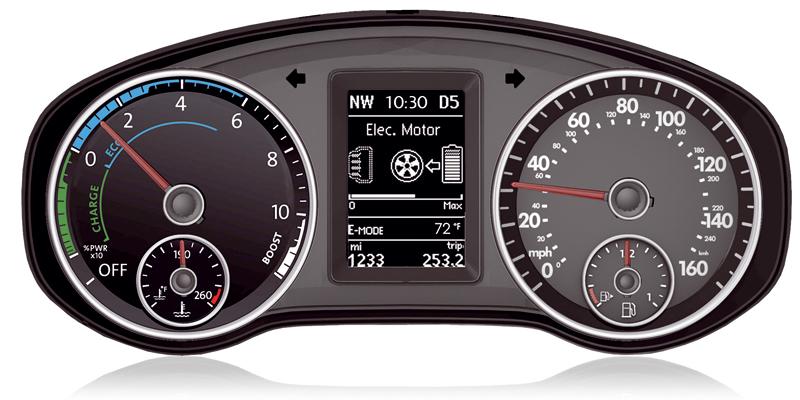 Volkswagen Jetta Hybrid 2013