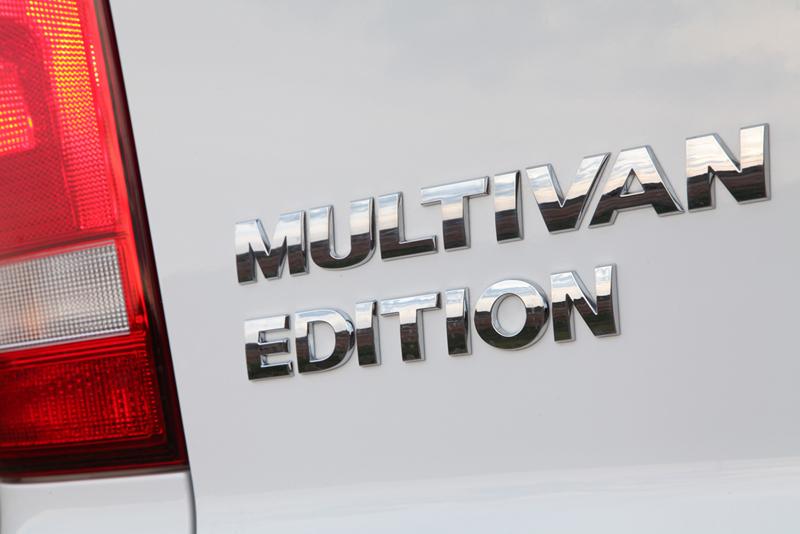 Foto Detalles Volkswagen Multivan Outdoor Edition Vehiculo Comercial 2014