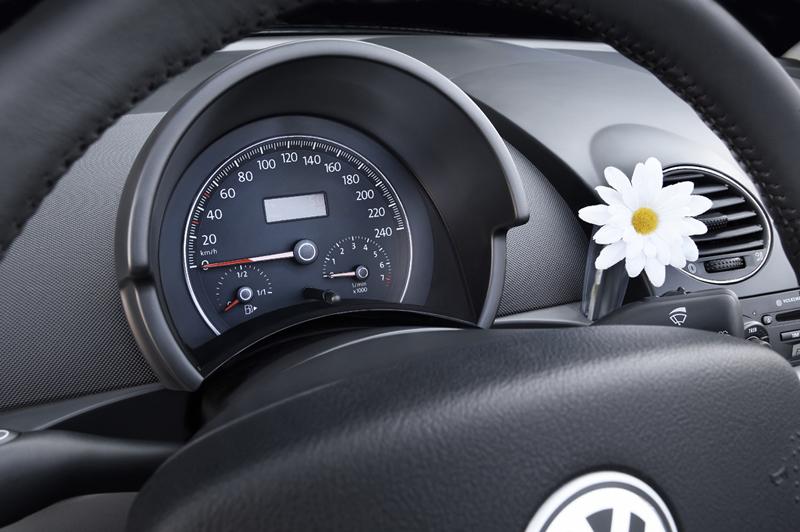 Foto Detalles Volkswagen New Beetle Descapotable 2007