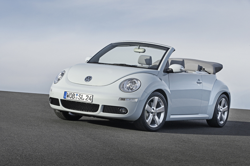 Foto Exteriores Volkswagen New Beetle Descapotable 2007