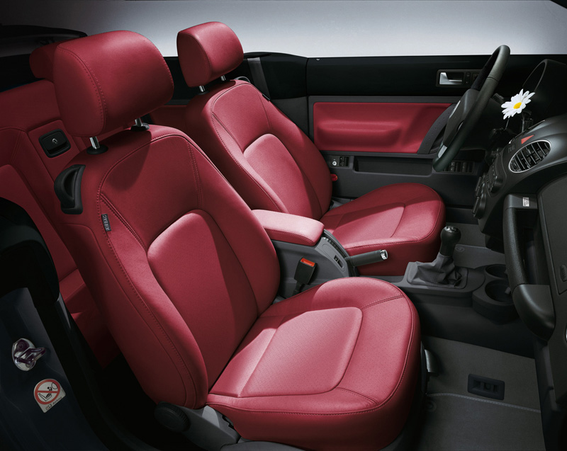 Foto Interiores Volkswagen New beetle Descapotable 2007
