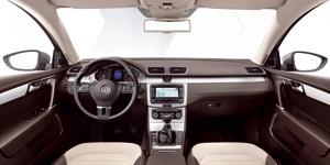 Prueba VW Passat TDI 140 CV 2010 -interiores-