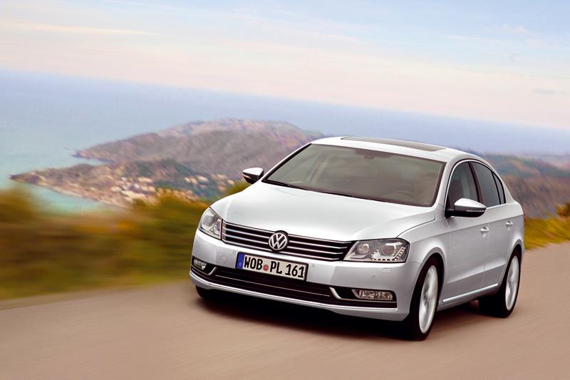 Foto Exteriores Volkswagen Passat Berlina 2010