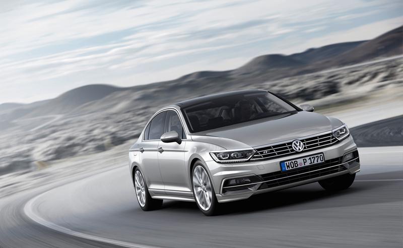 Foto Exteriores Volkswagen Passat Berlina 2014