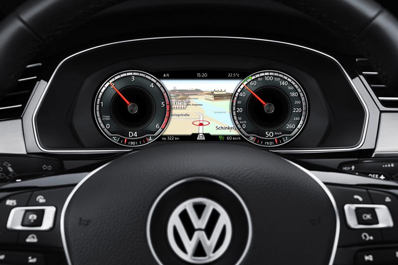 Volkswagen Passat 2014, en noviembre en España