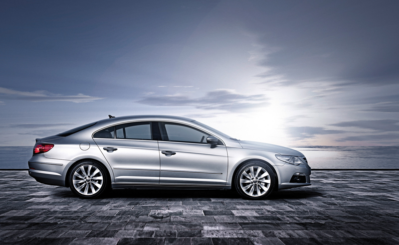 Foto Perfil Volkswagen Passat Cupe 2009